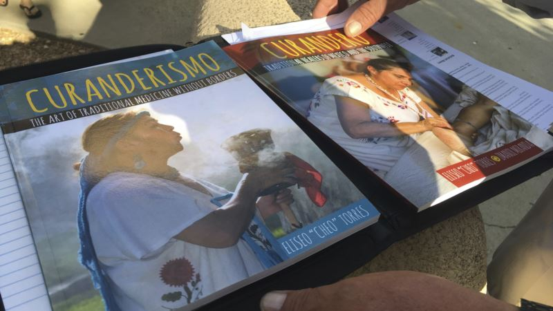 Native American Healing Class Sparks Unique Health Textbook