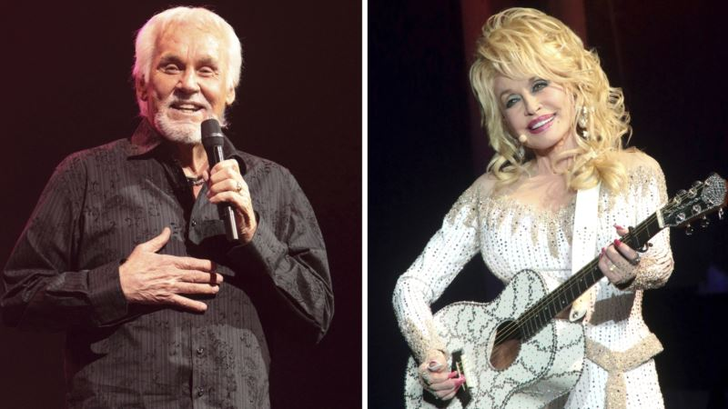 Last Duet: Kenny, Dolly Announce Final Performance Together