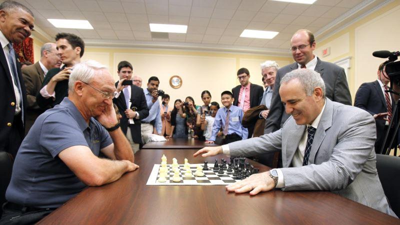 Chess Legend Kasparov Picks St. Louis Competition for Return