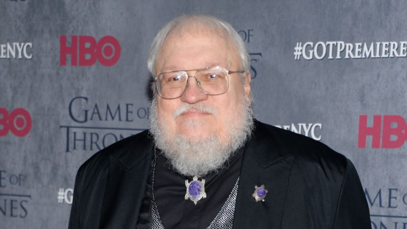 'Game of Thrones' Author Teases 2 Possible New Books in 2018