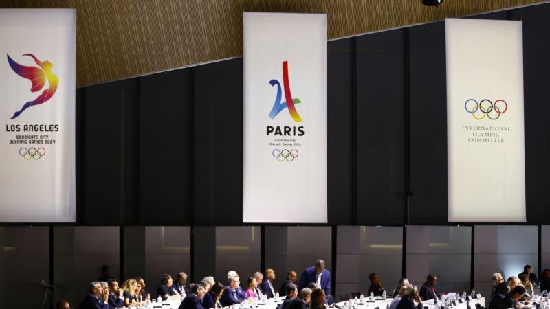 LA, Paris Present Olympic Plans Ahead of 2024-2028 Decision