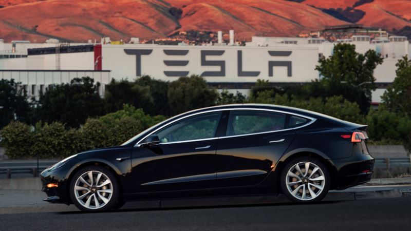 Tesla Stock Climbs as Musk Prepares to Hand Over First Model 3 Cars