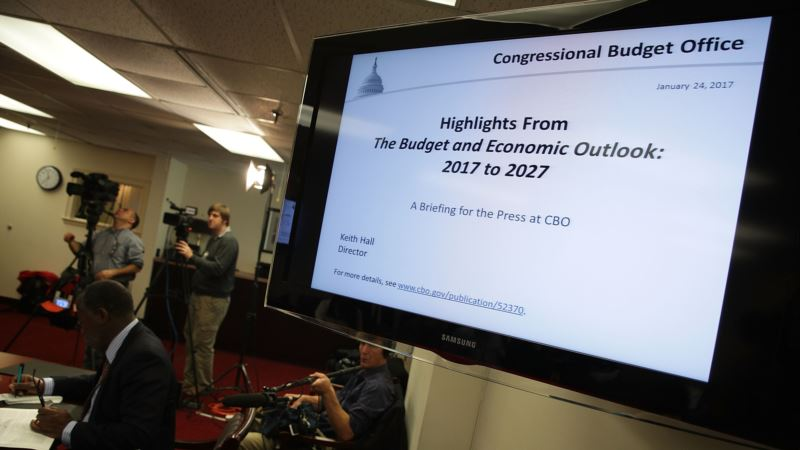 Republicans in US House Push for Congressional Budget Office Cuts