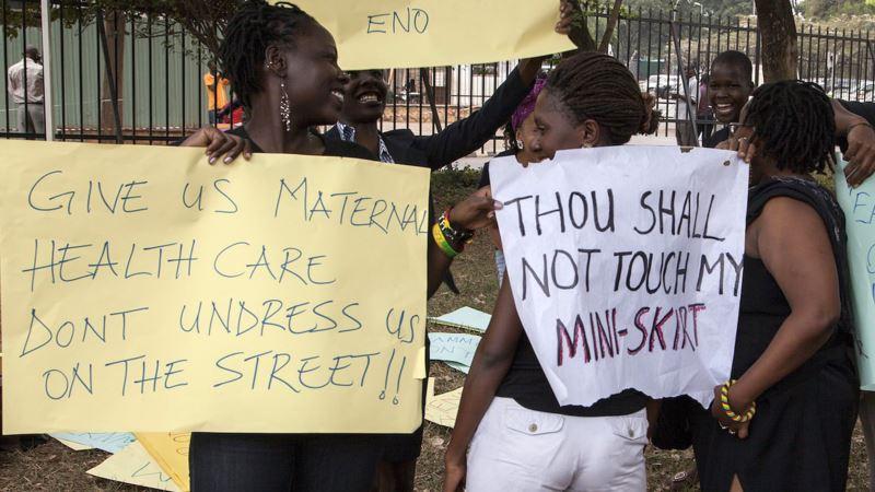 Uganda Public Workers Resist New Dress Code