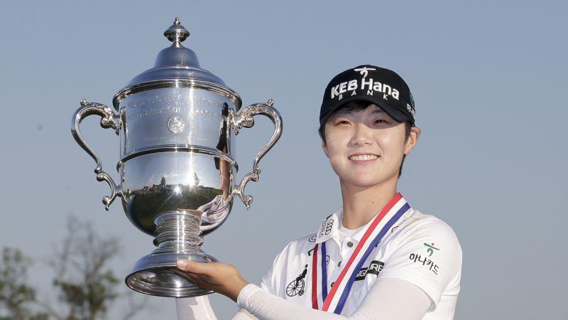 Park Wins US Women's Open