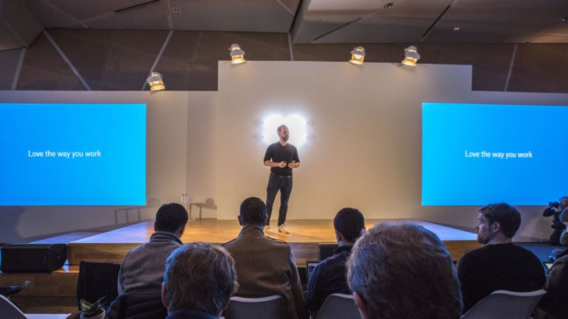 Tech Founders Around the World Attend Startup School