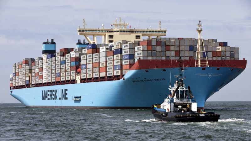 World's Biggest Container Shipping Line Operating Close to Normal After Cyberattack