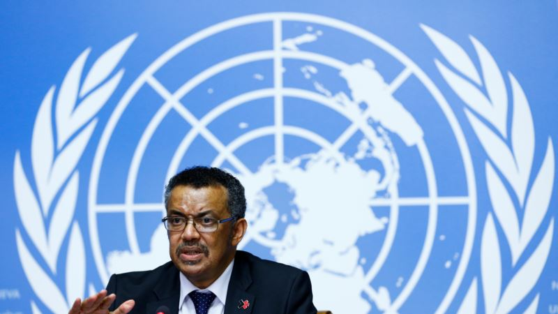 New Director-General Begins Work at WHO