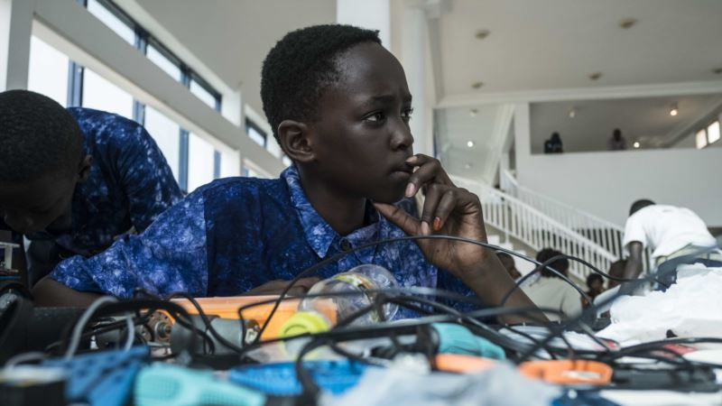 US Grants Gambian Students Visas for Robotics Contest
