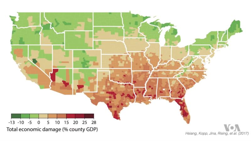 Research: In a Warming Climate, the Poor Get Poorer