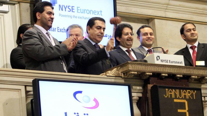 Qatar's Stock Market Falls as Neighbors' Demands Unmet