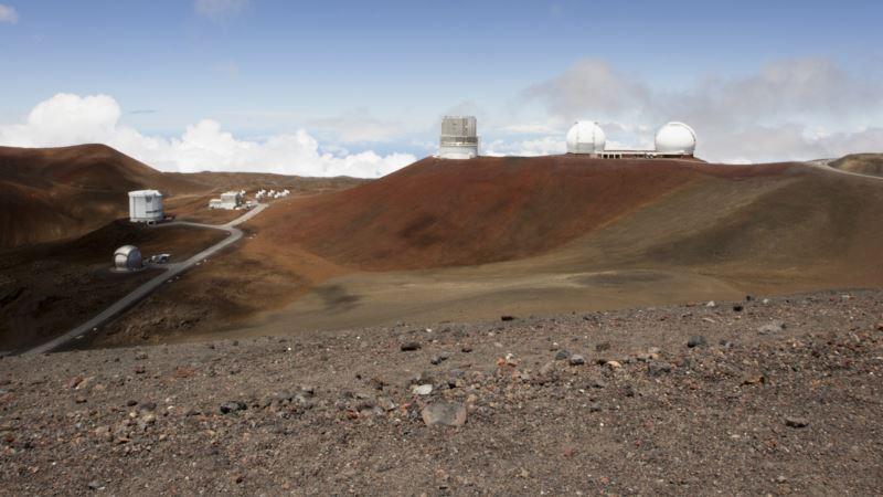 Contested Hawaiian Telescope Step Closer to Construction