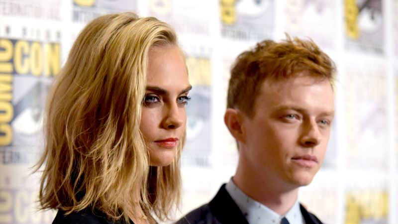 Stakes High for Besson's Intergalactic Leap Into 'Valerian'