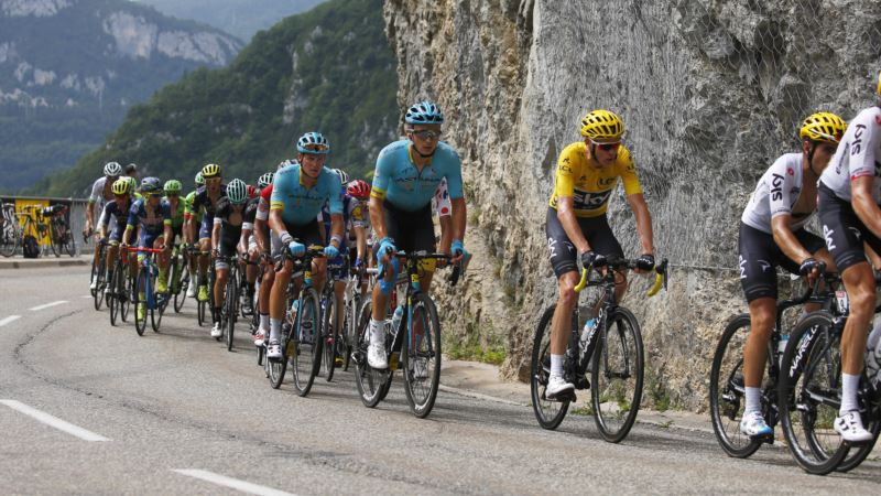 'Monster Stage' Likely to Shake Up Tour de France Standings