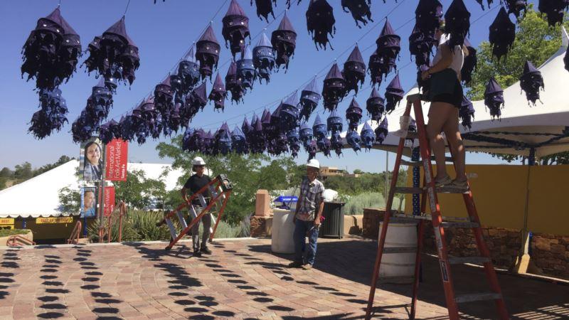 Folk Art Market Endures Amid Shifting US Immigration Policy