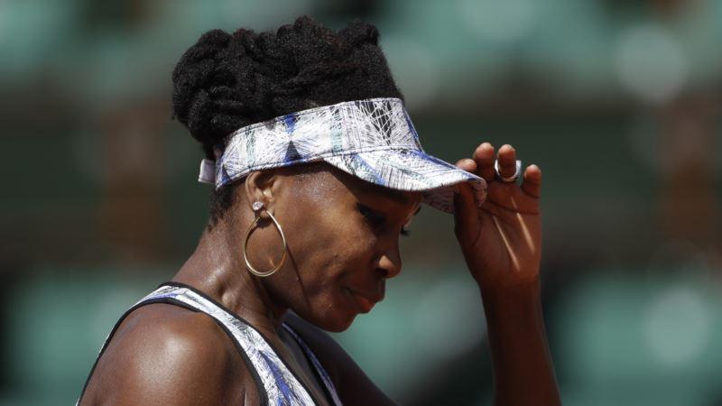 Tennis Star Venus Williams Sued in Fatal Car Crash