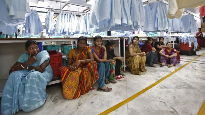 India's Low-paid Garment Workers Seek $7.6M Compensation