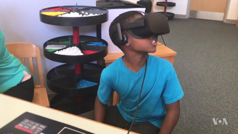 VR Learning the Wave of the Future
