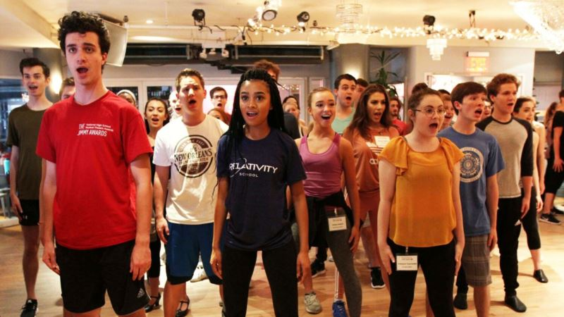 Jimmy Awards Recognize Best High School Musical Performers