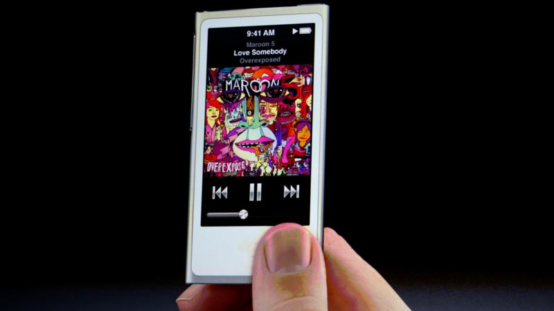 As Downloaded Music Fades Away, Apple Discontinues Older iPods