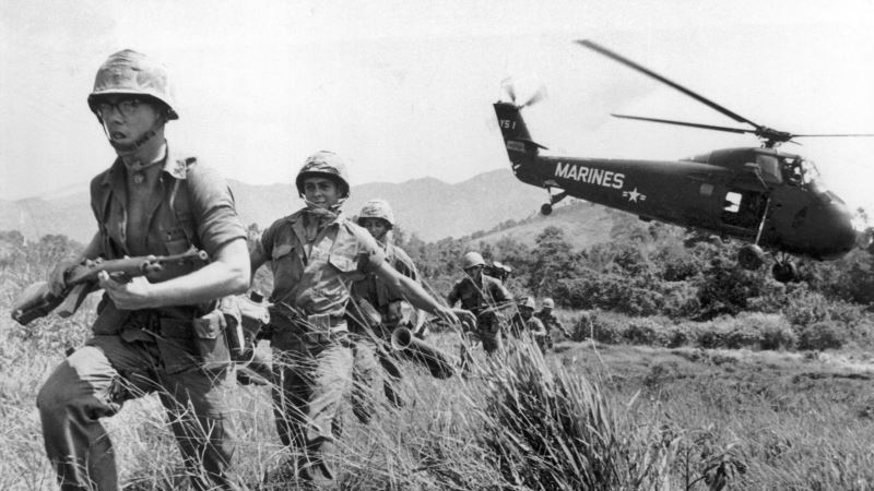 Burns Sees Vietnam War as Virus, Documentary as Vaccination