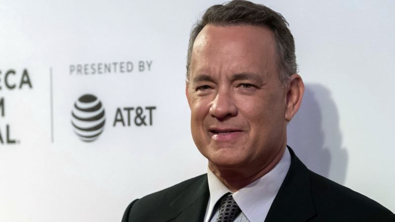 Actor Tom Hanks to Receive Award for Work Reflecting US History