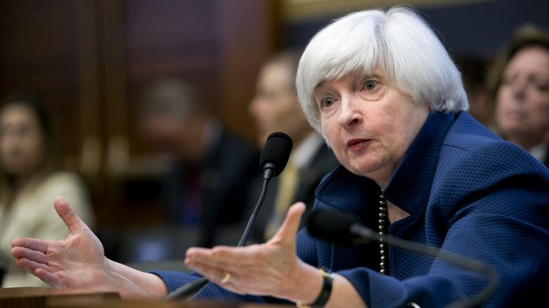 Global Stocks Rally After Fed Chair Speaks to US Lawmakers