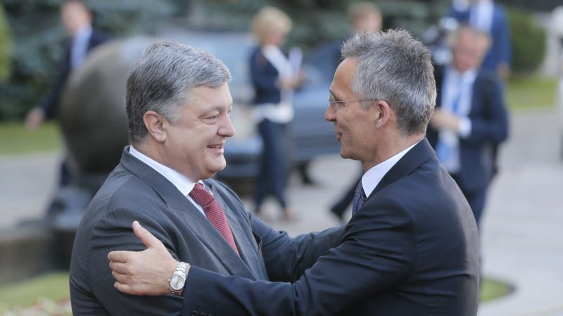 EU Trade Pact with Ukraine to Take Full Effect in September