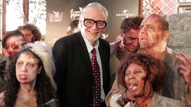 George A. Romero, Father of the Zombie Film, Dead at 77