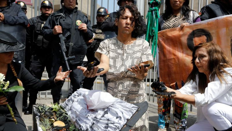 UN Experts Tell Peru to Halt Oil Talks Until Pollution Remedied