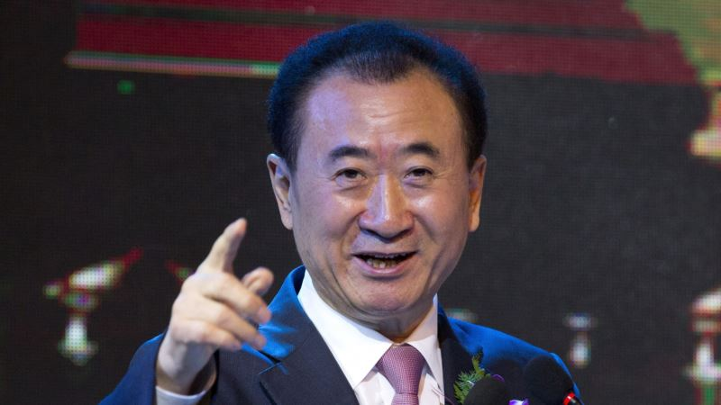 Asia's Richest Man Comes Under Pressure in China