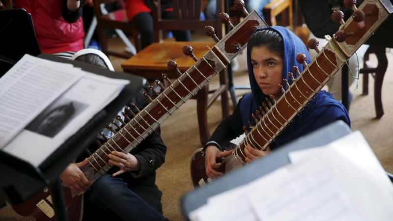 Shi'ite Religious Leaders in Afghanistan Ban Musical Festival