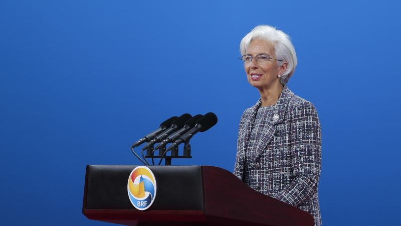 Get on Twitter, @Lagarde Tells Policymakers