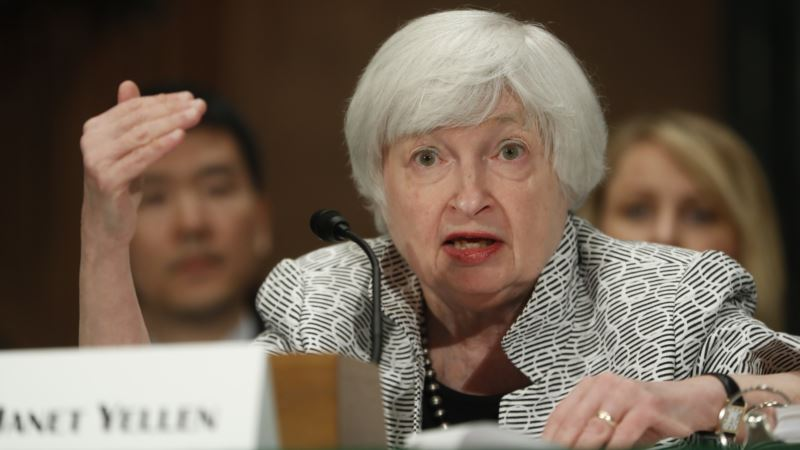 Federal Reserve Chief Calls Risks of Inflation 'Two-sided'