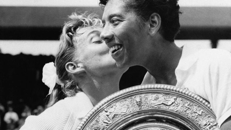 60 Years Ago, First African-American Woman Wins Wimbledon