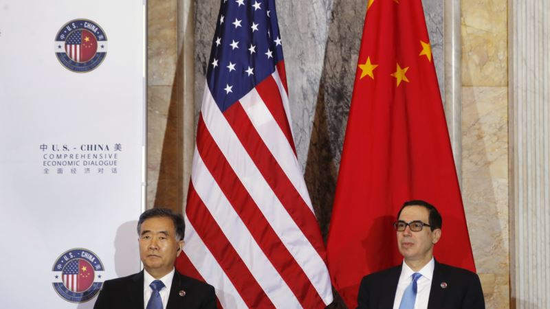 US Demands More 'Equitable' Trading with China