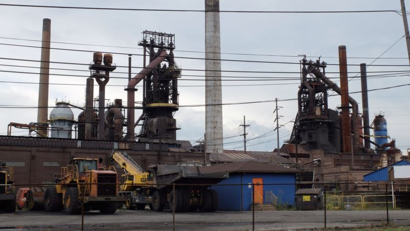 Tale of Two Factories: Hope, Anguish Ahead of Trump's Steel Tariff Call