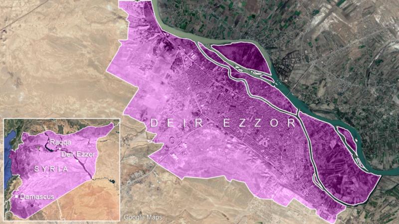 Campaign Underway to Stem Polio Outbreak in Syria's Deir Ezzor