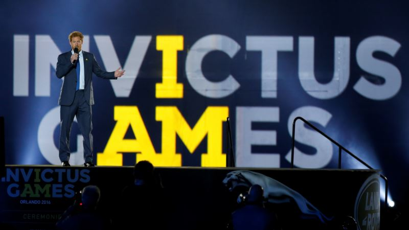 Wounded Afghan Soldiers Set for Invictus Games Debut