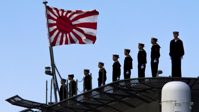 Japan Protests Armed North Korean Boat in Tokyo Economic Zone
