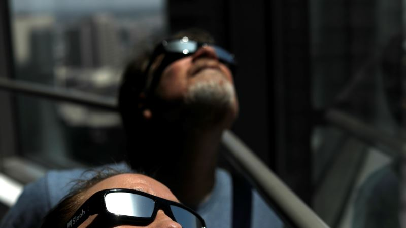 Catch Solar Eclipse Online or on TV