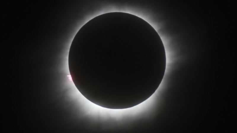 Chasing Eclipses Across the Globe a Way of Life for Some