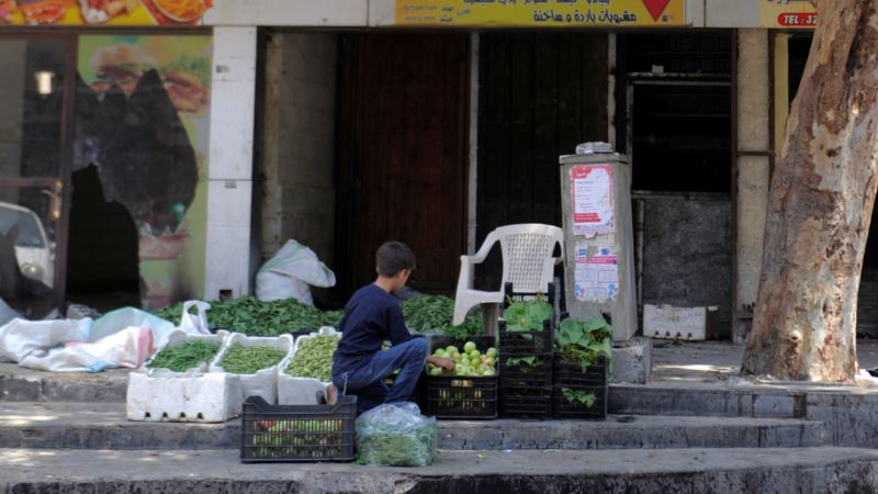 Syrian Schools Grow Edible Playgrounds to Boost Diets of Hungry Children