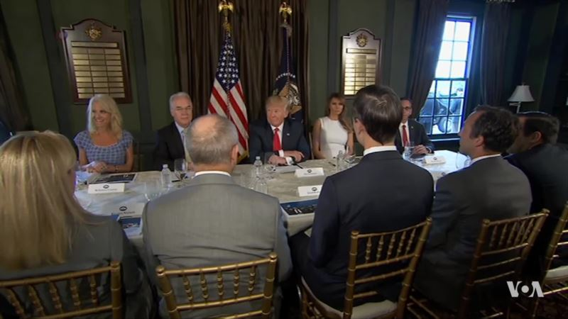 Trump Vows US Will 'Win' in Fight Against Opioid Crisis