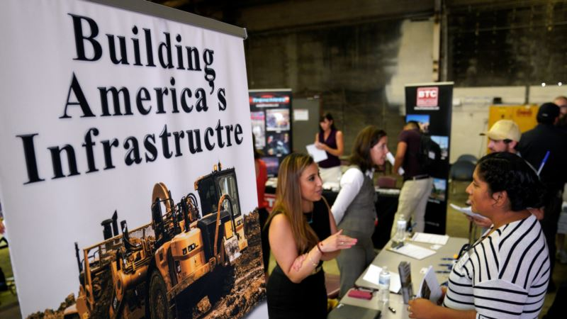 US Payrolls Increase More Than Expected, Wages Rise