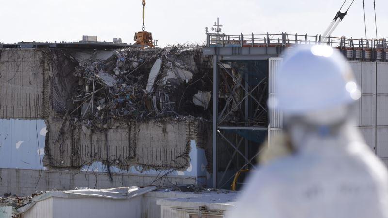 Japan Mulls Release of Fukushima Tritium-Contaminated Water Into Ocean