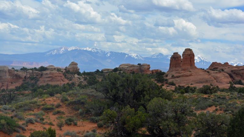 Rocks Are Star Attractions at Utah Parks