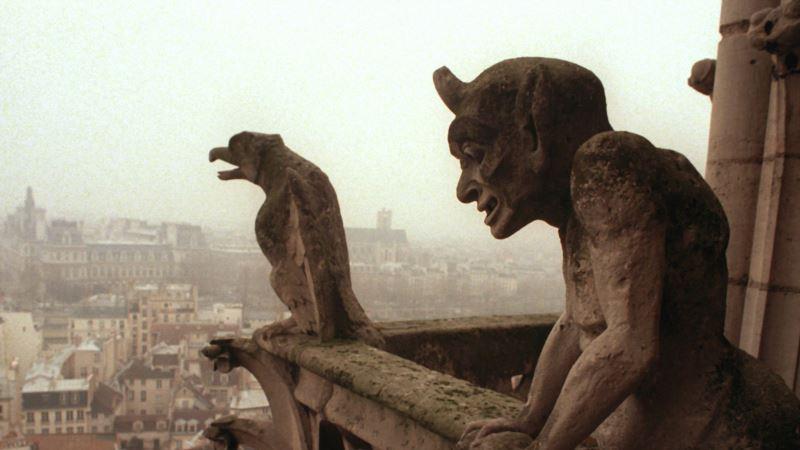 Notre-Dame's Crumbling Gargoyles Need Help