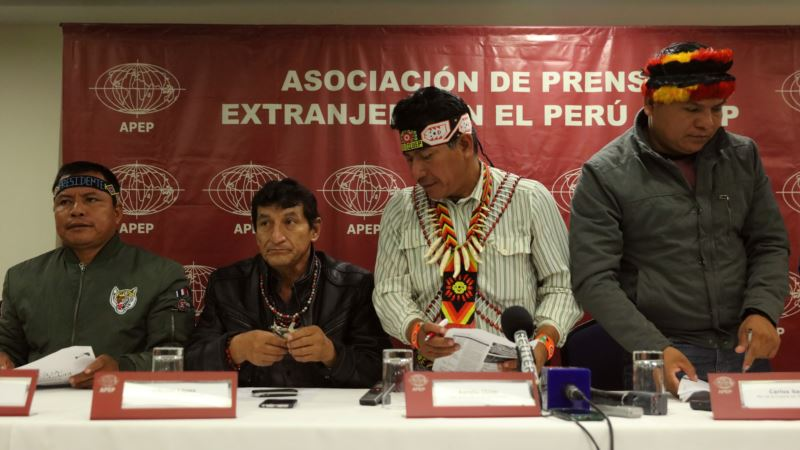 Chieftain: Indigenous People Seize Some Facilities on Peru Oil Field