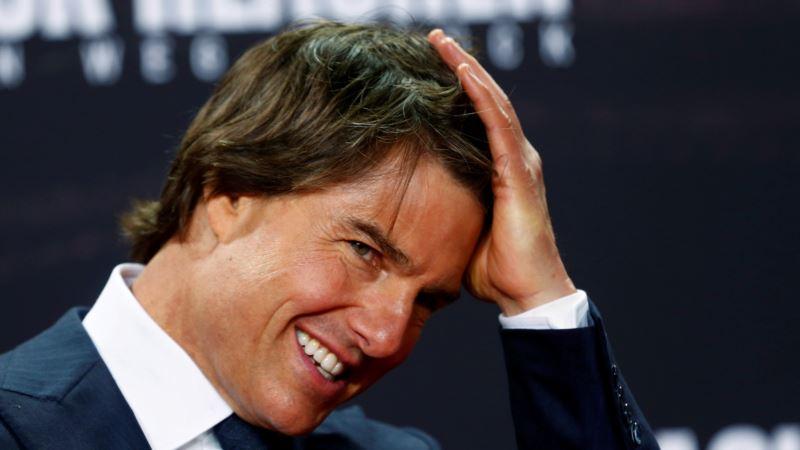 Cruise Breaks Ankle in Stunt; 'Mission' Film Goes on Hiatus